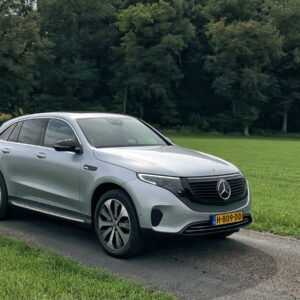 Mercedes EQC duurtest