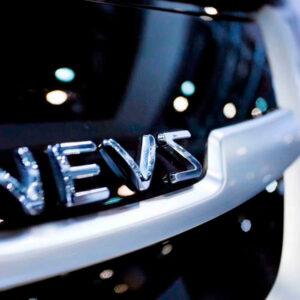 overname NEVS Evergrande