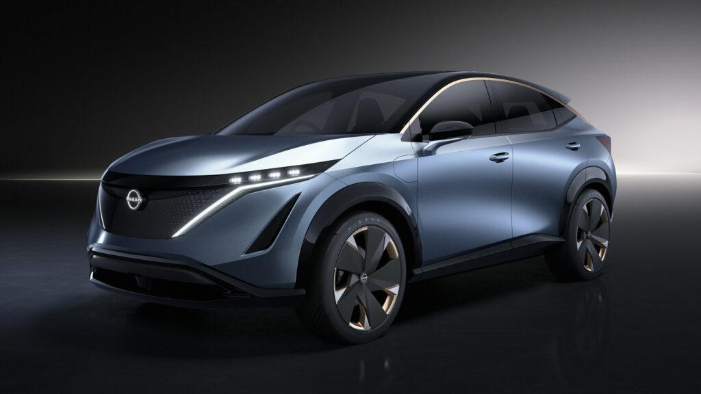 Nissan Ariya productie