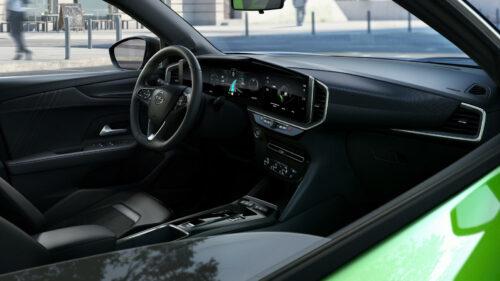 Opel Mokka-e Pure Panel dashboard