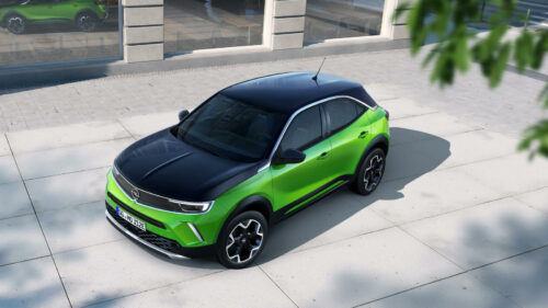 Opel Mokka-e overzicht
