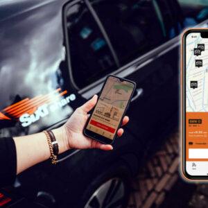 Sixt Share autodeeldienst elektrische auto's