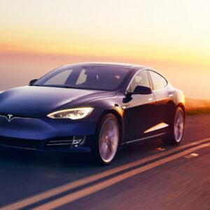 Tesla Model S actieradius