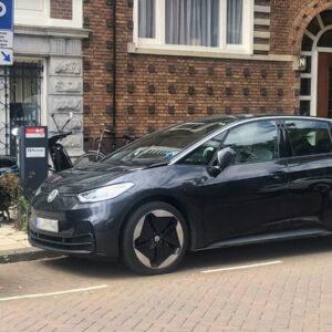 Volkswagen ID.3 scoop gespot Amsterdam