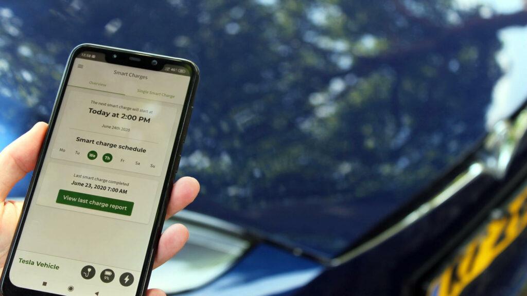 Laadje-app goedkoper laden