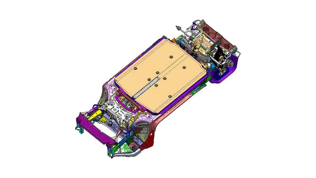 PSA eVMP-platform