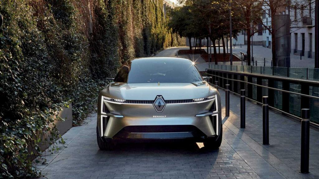 Renault elektrische SUV