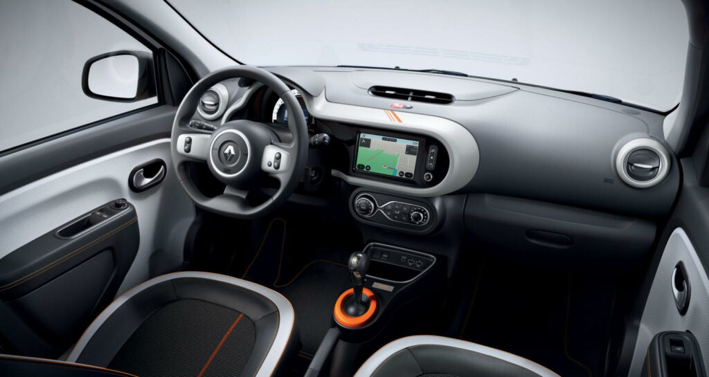 Twingo Vibes Limited Series