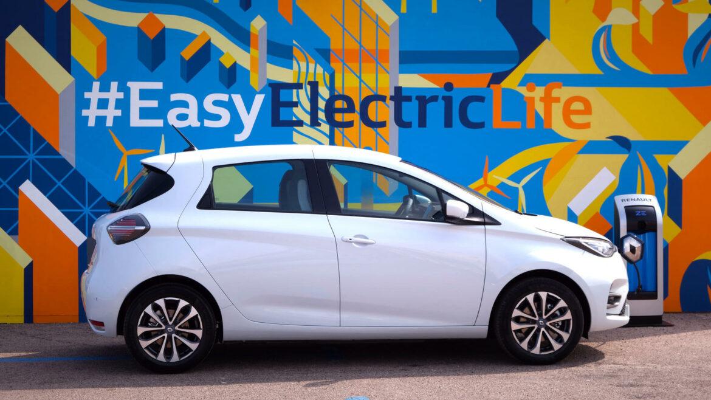 Renault Zoe meest verkochte elektrische auto Europa