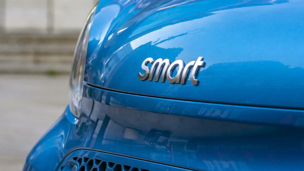 Smart toekomst nieuwe modellen elektrisch