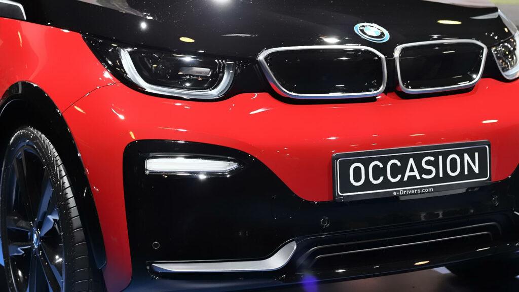 meer gebruikte elektrische auto's verkocht
