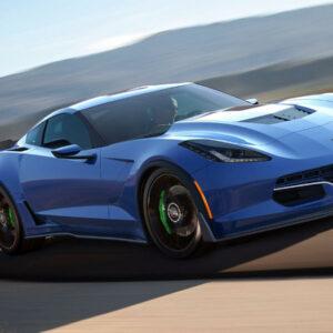 elektrische Corvette