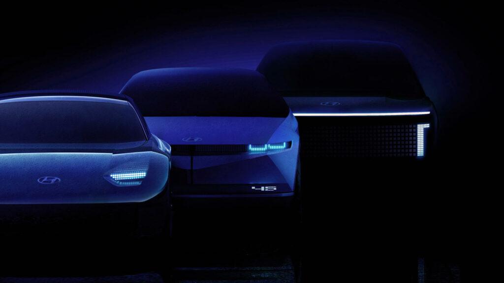 Hyundai Ioniq submerk