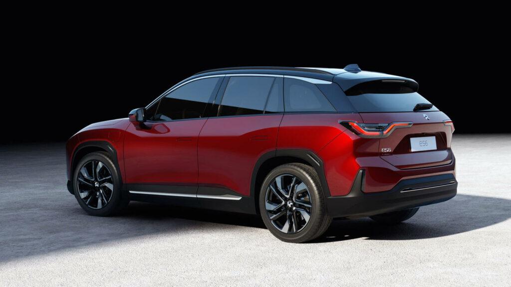Nio komt naar Europa met onder anderen de ES6 elektrische SUV