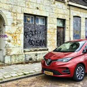 Renault ZOE goedkopere EV's