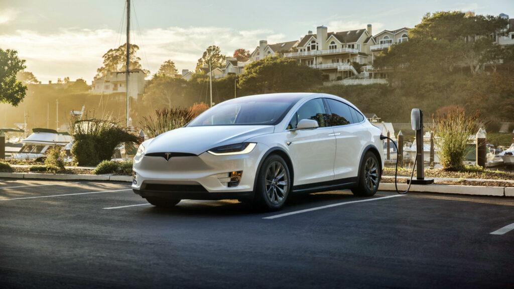 Tesla Destination Charging betalen