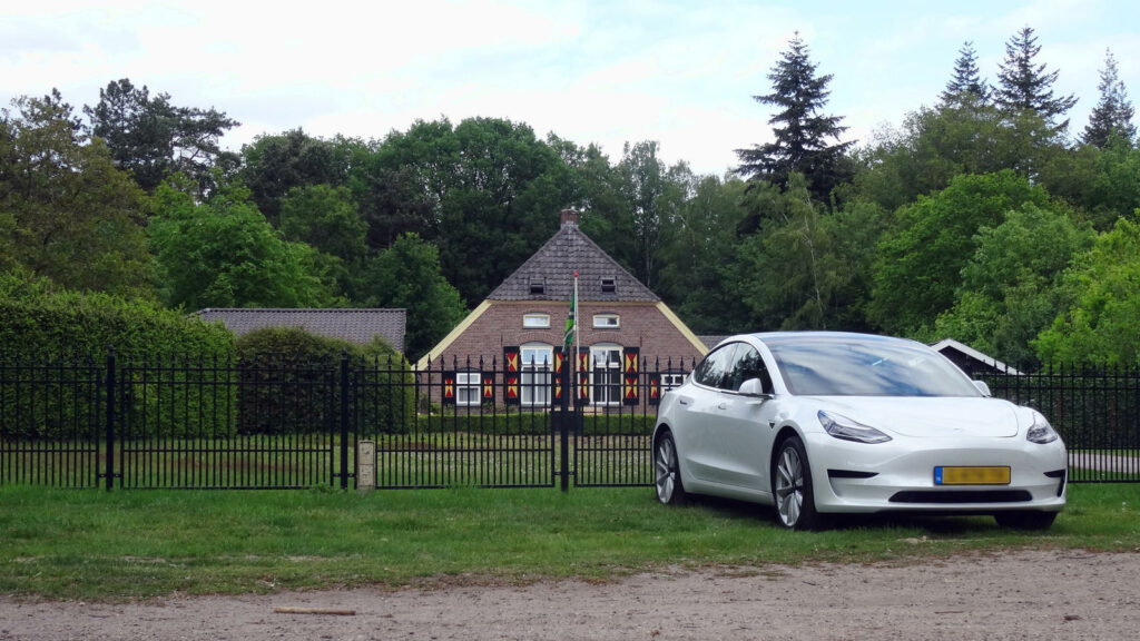 Tesla Model 3 CO2-uitstoot