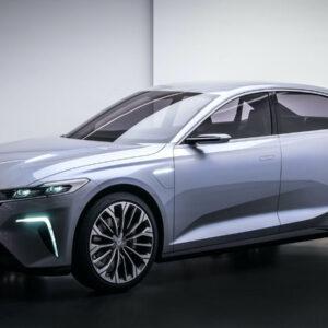 TOGG modellen elektrische sedan