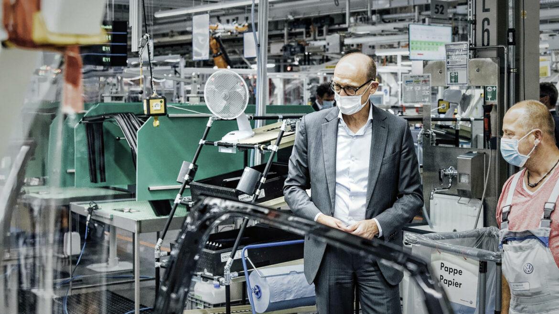Volkswagen start productie ID.4 SUV