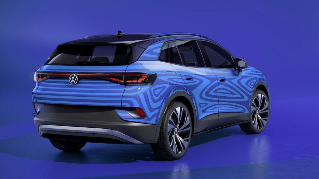 Volkswagen ID.4 productie