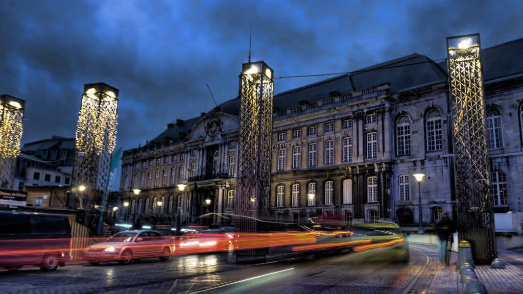 België auto van de zaak elektrisch