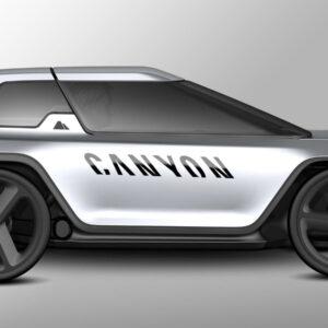 Canyon Future Mobility Concept