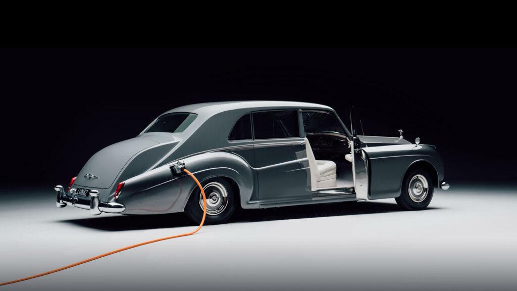 Elektrische Rolls Royce Phantom V