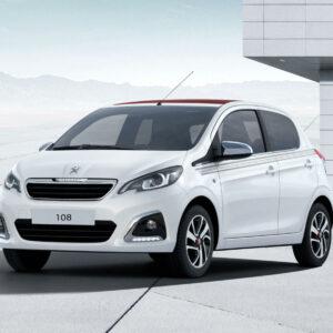Peugeot 108 krijgt een elektrische opvolger, de 1008 SUV cross-over