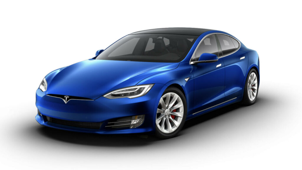 Tesla Model S Plaid Mode