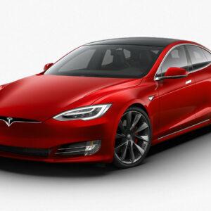 Tesla Model S Plaid-versie