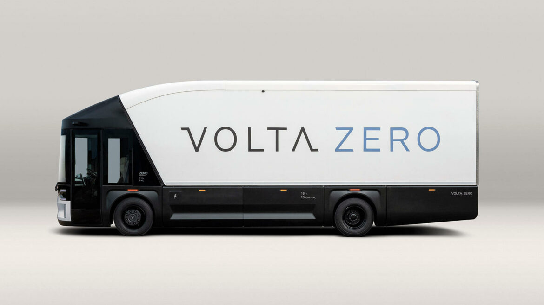 Volta Zero elektrische truck