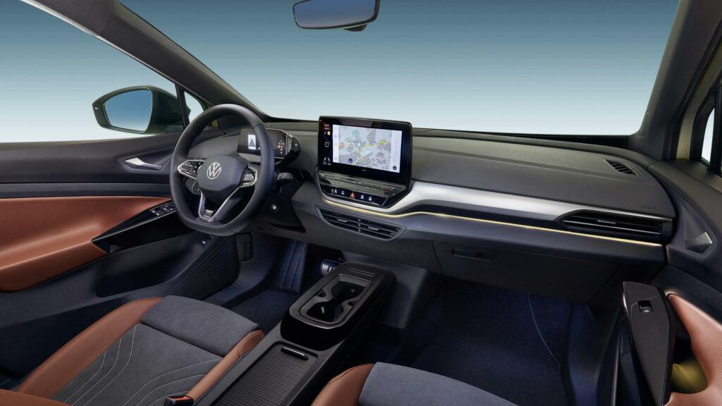 Digitaal dashboard VW ID.4