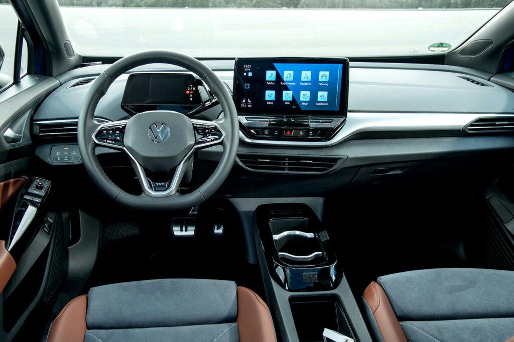 Volkswagen ID.4 interieur ruimte