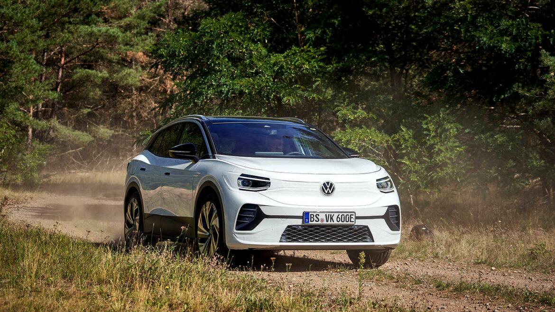 Volkswagen ID.4 rijtest