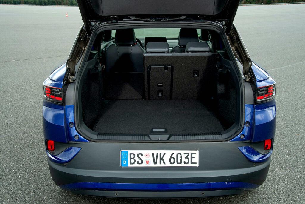 VW ID.4 kofferbak Volkswagen