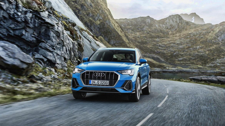 Mogelijk elektrische variant van Audi Q5