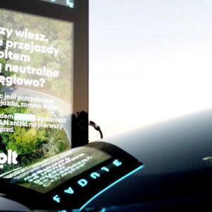 Gratis elektrische auto laden bij ChargePolska