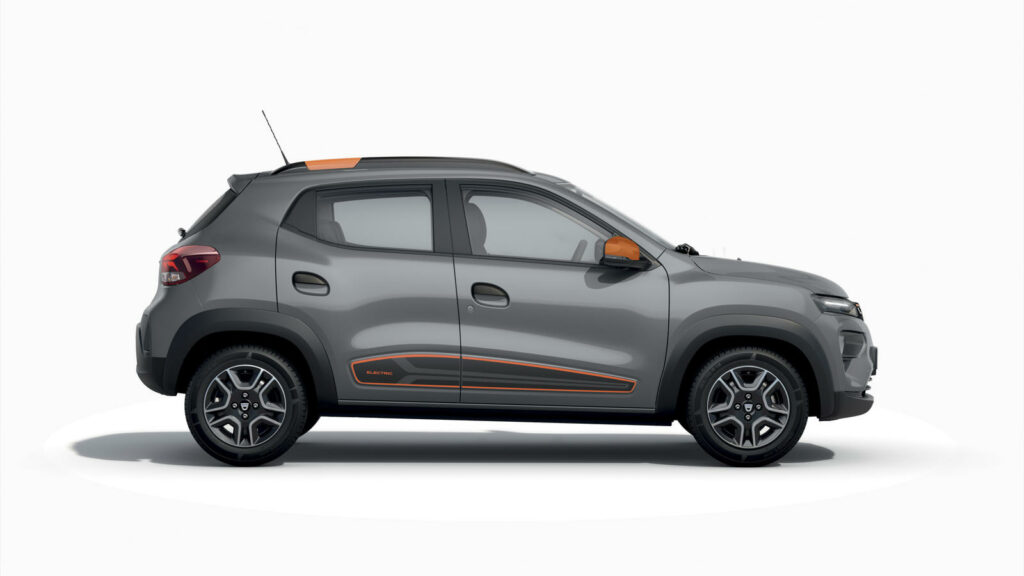 Dacia Spring Electric goedkope elektrische auto