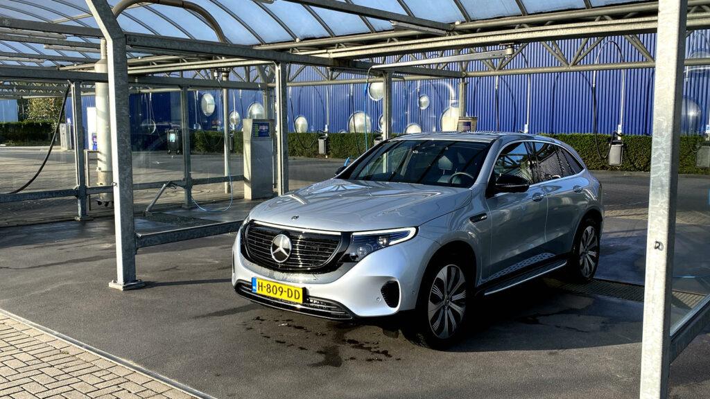 Mercedes EQC duurtest