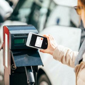 Mastercard betaalsysteem laadpalen
