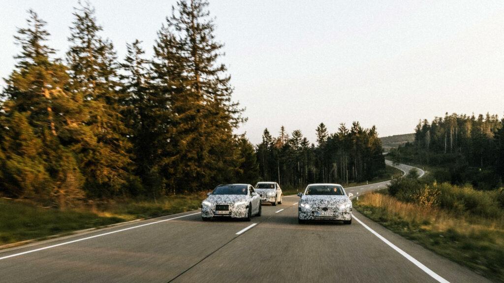 Daimler Mercedes elektrificatieplannen
