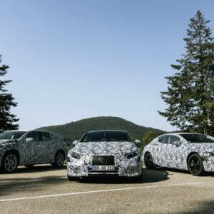Daimler elektrificatieplannen