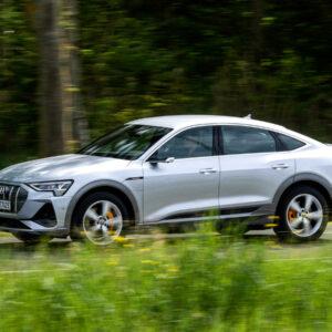 Audi e-tron 22 kW lader