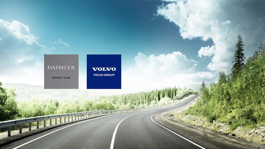 Volvo Daimler brandstofcelsystemen
