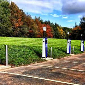 EVBox Mobility Monitor snelladers elektrische rijders bestuurders