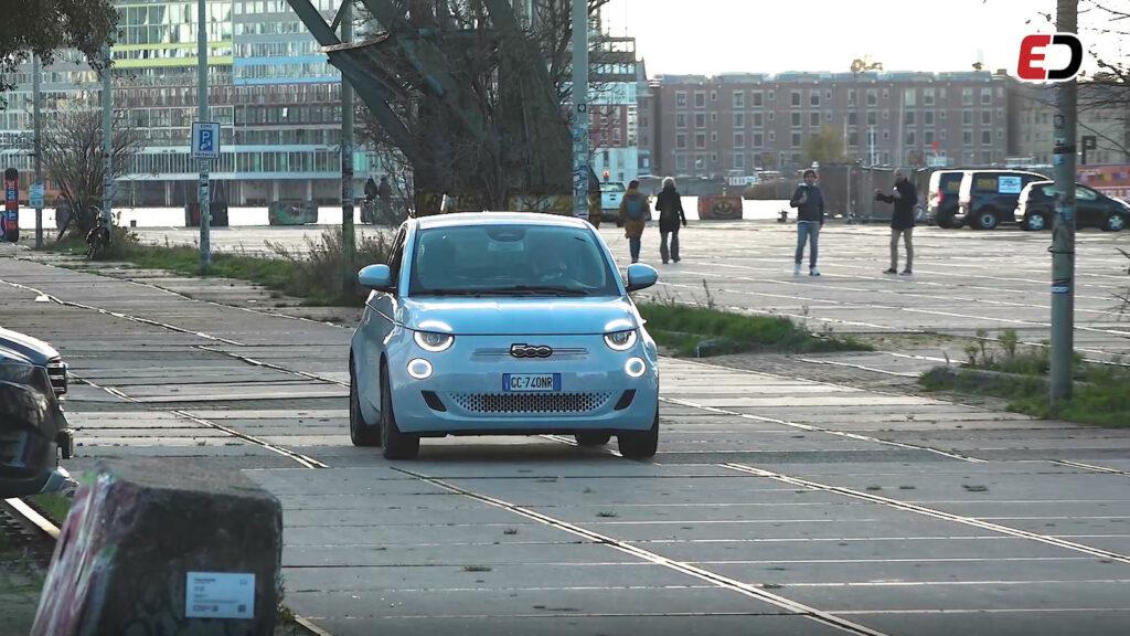 Fiat 500e elektrisch nieuw model 2021