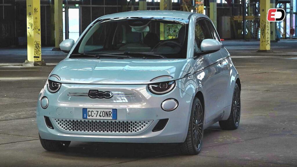 Rij-impressie: Fiat 500e