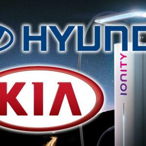 Hyundai Kia Ionity