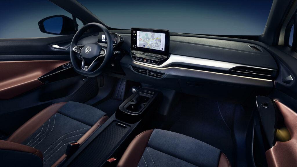 VW ID.4 1ST Edition interieur