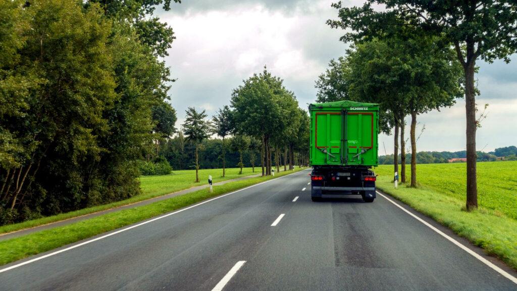 fossielvrije vrachtwagens 2040